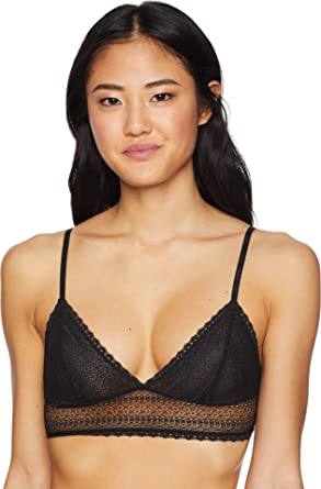 7a7f0d8a4f DKNY Women s Wirefree Lace Bralette at Amazon Women s Clothing store