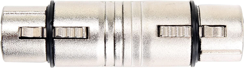 XLR Adapter Stecker male Pronomic AD-XMXM Adapter XLR m/ännl.// XLR m/ännl.