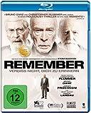 Remember - Vergiss nicht, dich zu erinnern [Blu-ray]