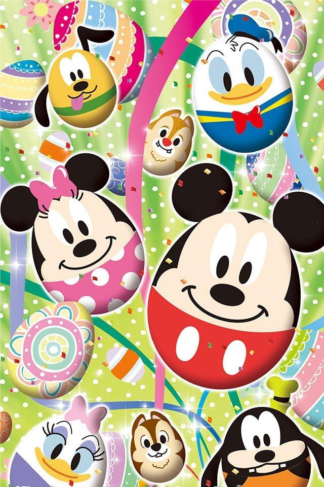 ディズニー イースター ハッピー・フェスティバル iPhone(640×960)壁紙 画像59929 スマポ