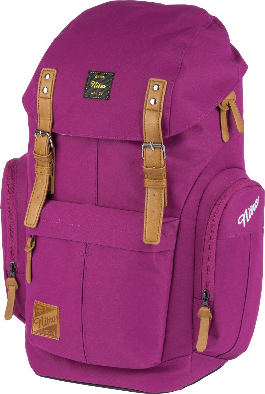 Nitro Sac à dos loisir, Grateful Pink (Violet)1181-878064