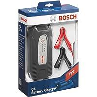 Cargador automático de batería Bosch C1 para 12 V / 3,5 A