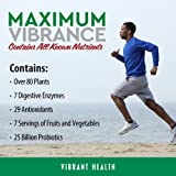 Vibrant Health - Maximum Vibrance, All in One