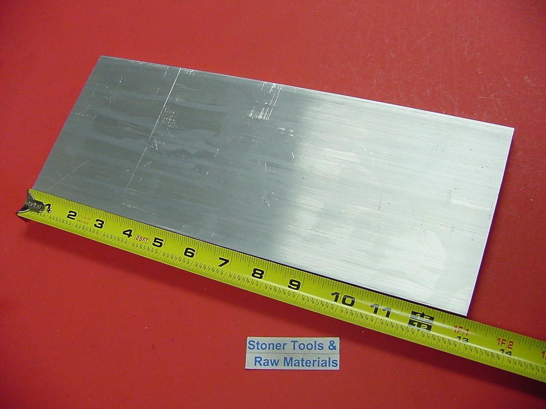 """1//4/"""" X 2/"""" X 12/"""" Long Aluminum Flat Bar Solid 6061-T6511"""
