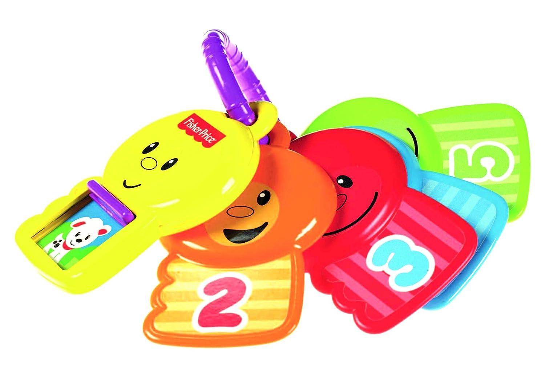 Fisher Price Llavero aprende y explora Mattel Y