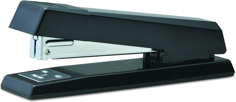 Bostitch No-JamPremium Desktop Stapler, Full-Strip, Black (B660-BLACK), Full Strip