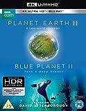 Planet Earth II & Blue Planet II Boxset [4K Blu-ray] [2017] IMPORT