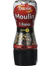 Ducros Moulin Poivre à 5 Baies 24 g