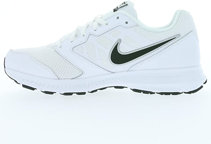 Nike - Downshifter 6 - 684652100 - Color: Blanco-Negro - Size ...