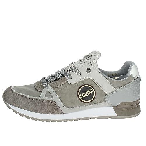 Colmar Sneakers Camoscio e Tela Uomo  Amazon.it  Scarpe e borse 879d099c554