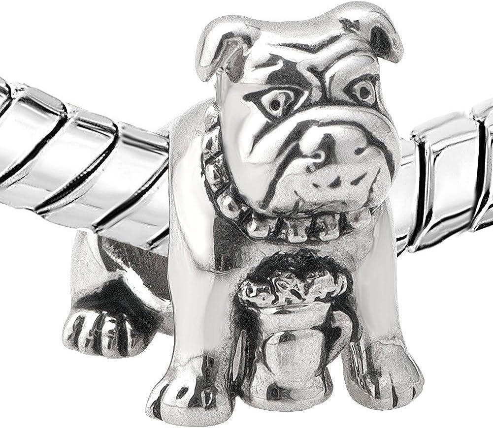 charm bulldog pandora
