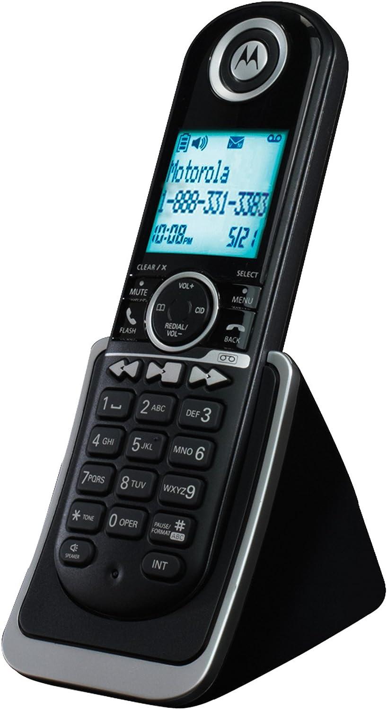 Motorola Dect 6.0 Enhanced teléfono inalámbrico Auricular para Uso con Motorola L802, L803 y L804 teléfonos inalámbricos (L8): Amazon.es: Electrónica