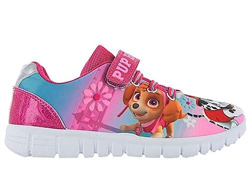 Paw Patrol - Botines para chico chica Unisex, para niños , color rosa, talla 24,5 EU Niño: Amazon.es: Zapatos y complementos