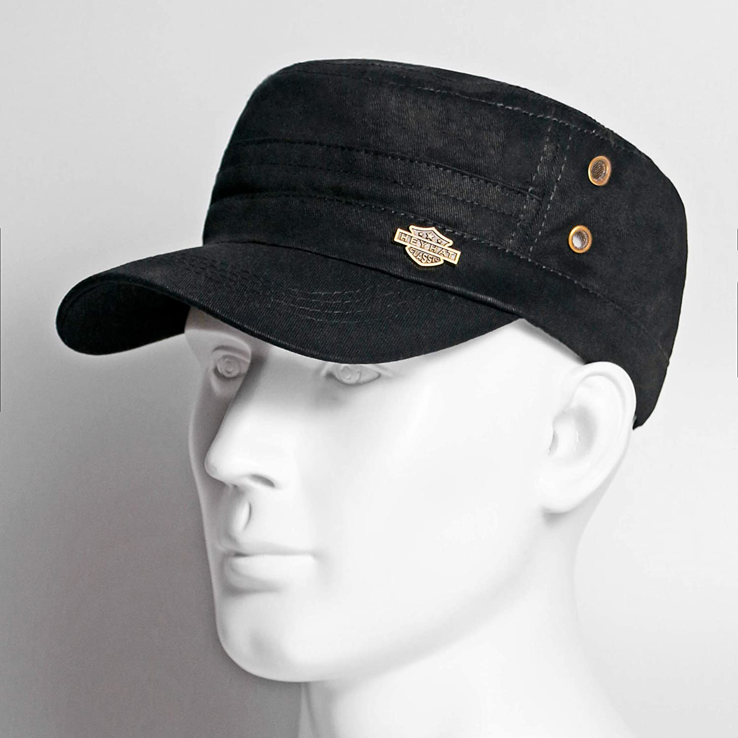 6-Cat Classic Style Baseball Cap All Cotton Made Adjustable Fits Men Women Low Profile Hat