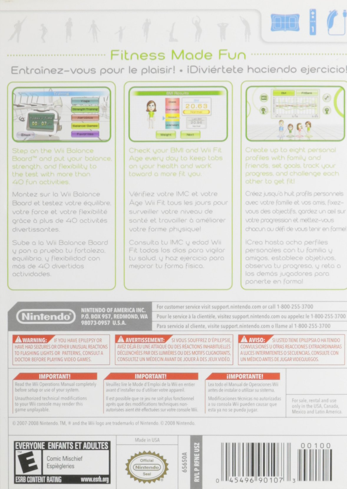 Wii Fit by Nintendo (Image #2)