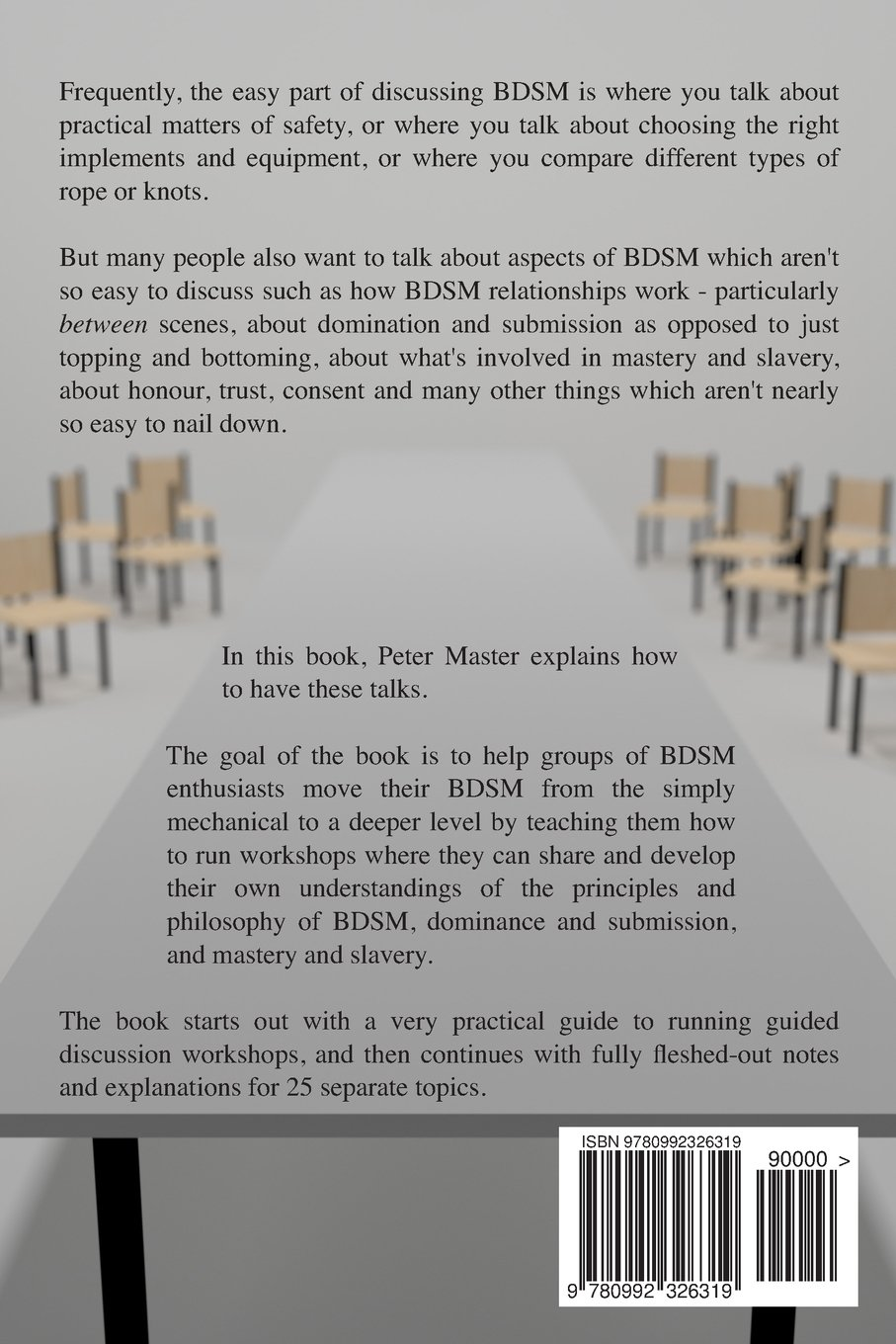 Philosophy of bdsm that result