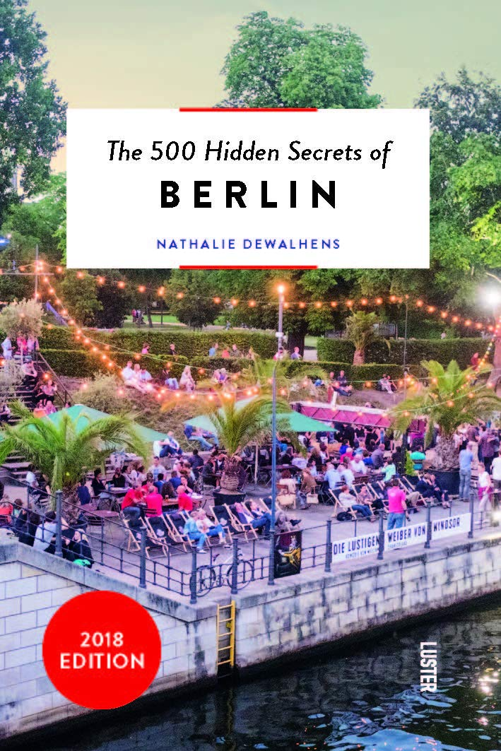 The 500 Hidden Secrets of Berlin pdf epub