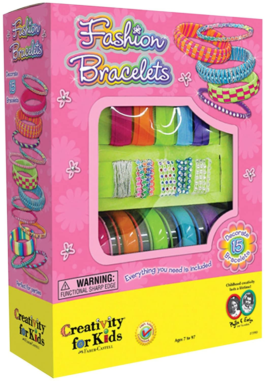 Creativity For Kidsファッションブレスレット B00NQ7UTOG
