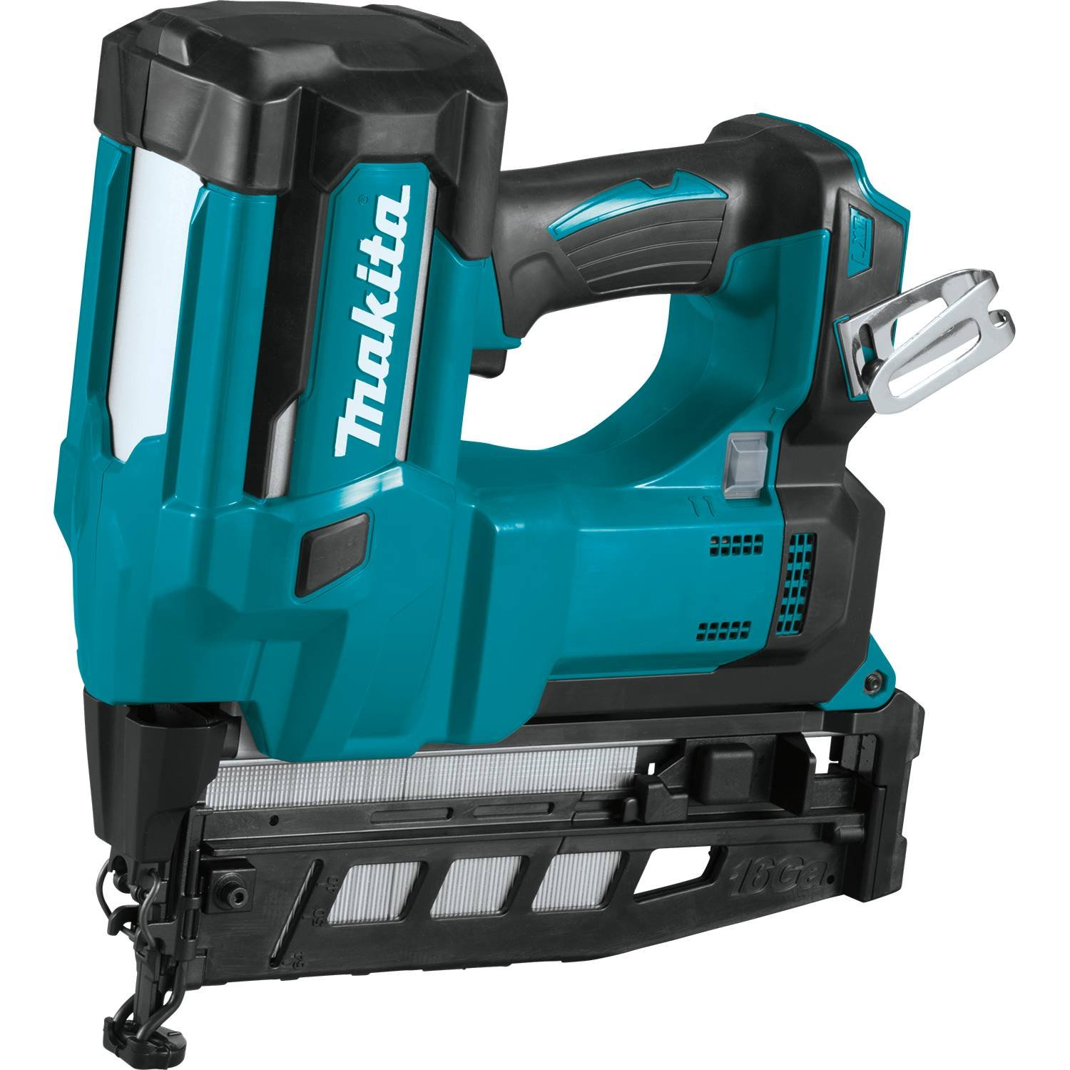 Makita XNB02Z 18V LXT Straight Finish Nailer, 16 Gauge/2-1/2''