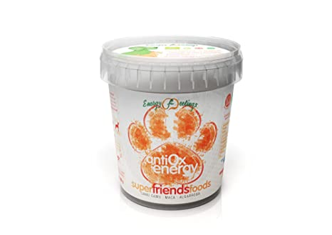 Energy Feelings Superfriends Foods Ecológico Antiox, Cubo - 500 gr