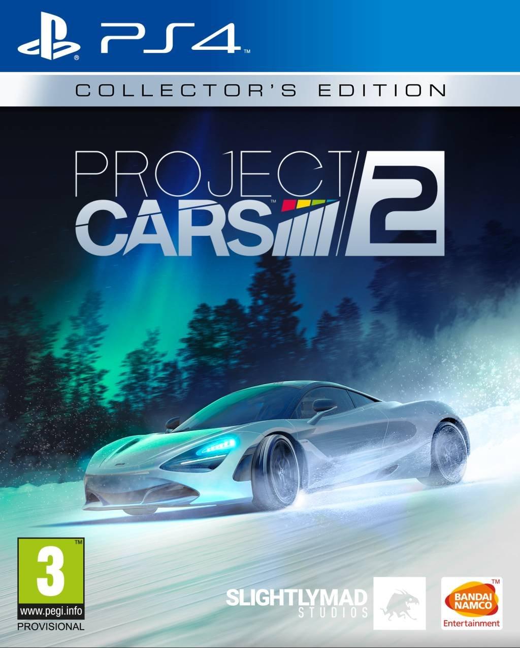 [amazon.de] Project Cars 2 PS4 Collectors Edition um 40,23€ anstatt 60€