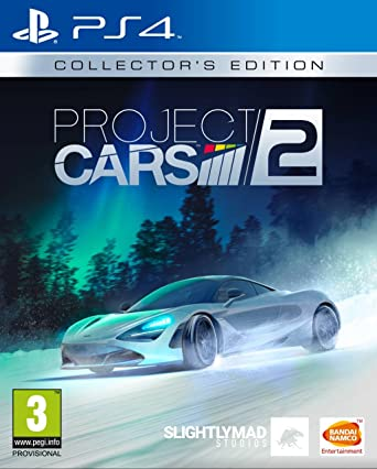 Project CARS 2 Collectoru0027s Edition ...