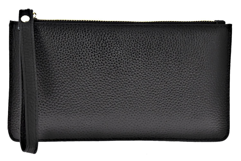 GVOZI Leather Purses Clutch...