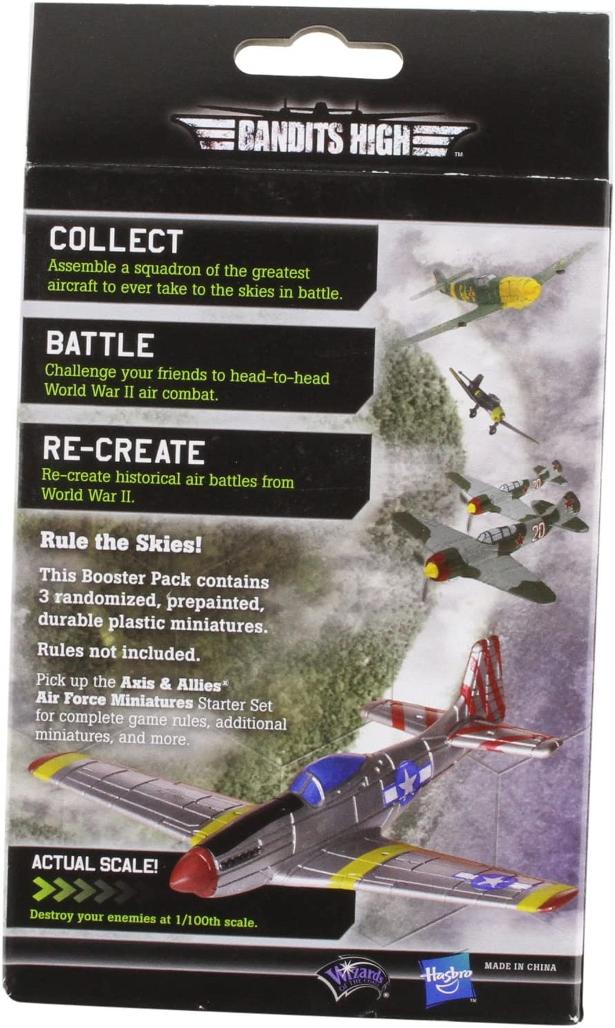 Axis and Allies - NEW Two-Player Starter Set WOTC Bandits High