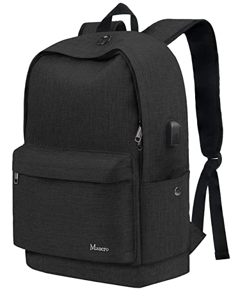MANCRO School Backpack acfa42f7835aa