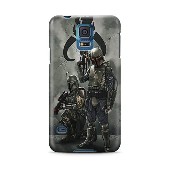 new concept 596cc 3f7e8 Amazon.com: Hard Case Cover with Star Wars design for Samsung Galaxy ...
