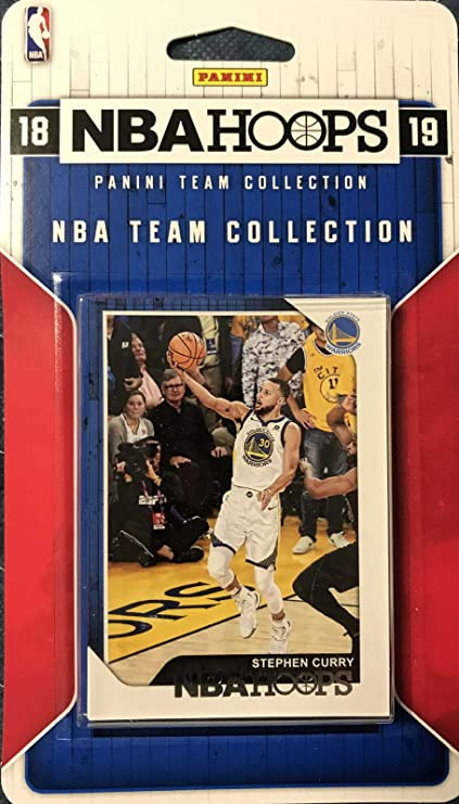 7e119dd4ceac 2018 2019 Hoops NBA All Stars Collection Special Edition Factory Sealed  Basketball Set with Lebron James
