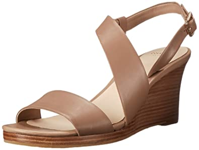 Cole Haan Women's Ravenna Wedge,Maple Sugar Leather,10 ...