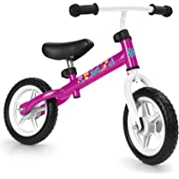 Feber-700012480 Bicicleta sin Pedales, Color Rosa, no aplicable