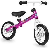 FEBER Bicicleta sin Pedales Color Rosa Famosa 700012480