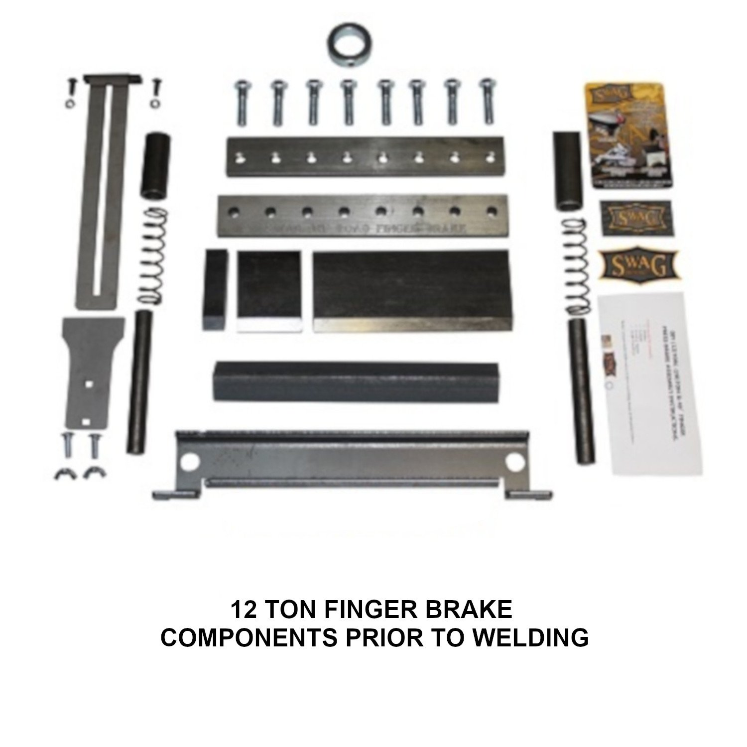 SWAG Off Road 12 TON Finger Brake''Fully Welded'' by SWAG Offroad (Image #3)