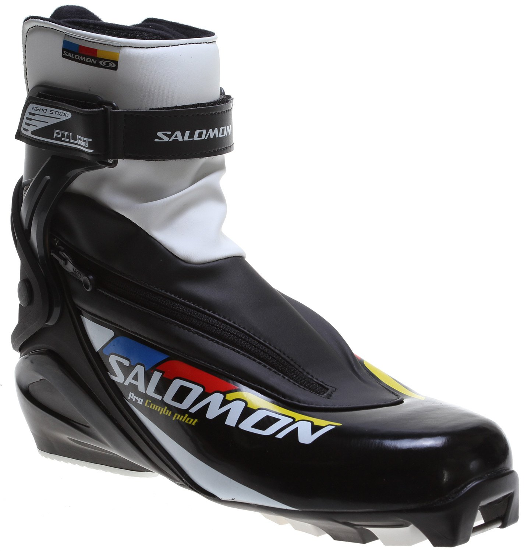 36ab86d873a Salomon Pro Combi Pilot XC Ski Boots Mens Sz 12.5: Amazon.ca: Sports &  Outdoors