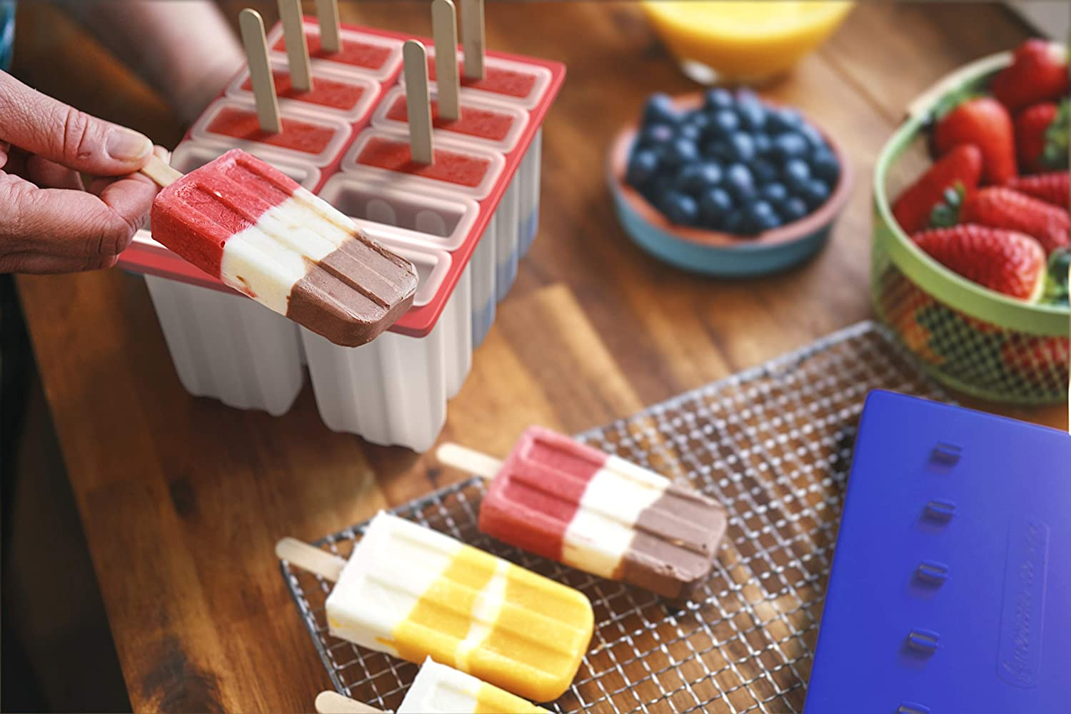 American Ice Pop Maker