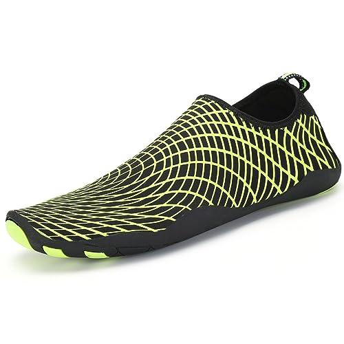 SAGUARO Zapatos de Agua Zapatillas de Playa Verano Secado Rápido Calcetines  Natación Calzado Surf Acuàticos Deporte Hombre Mujer  Amazon.es  Zapatos y  ... d49055ab106