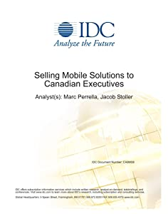 Selling Mobile Solutions to Canadian Executives