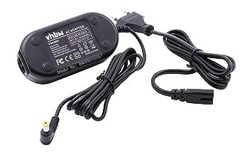 vhbw Cargador, Fuente de alimentación cámara Compatible con ...