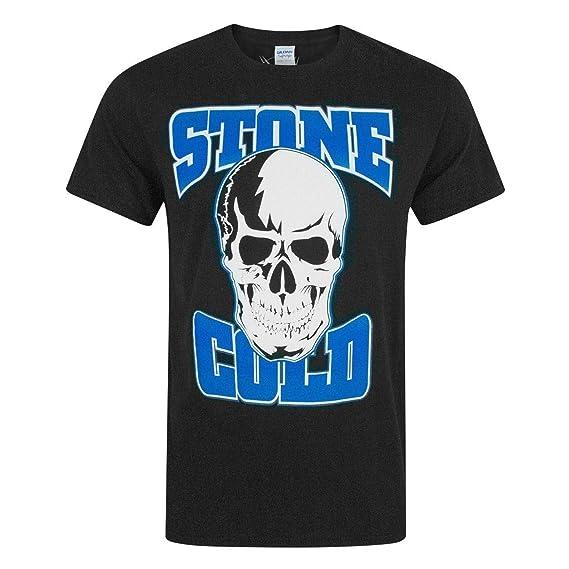 Hombres - WWE - Stone Cold Steve Austin - Camiseta (S)