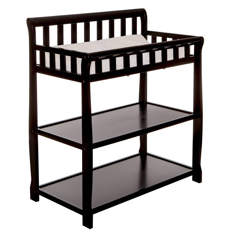 Dream On Me Ashton Changing Table, Black