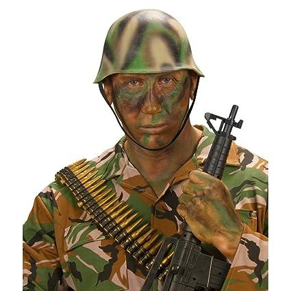Casco de camuflaje de soldado emboscada ejército gorro ...