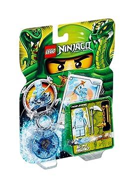 lego ninjago toupies 9590 jeu de construction nrg zane