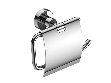 Toilet Paper Holder : Amity sogo toilet paper holder with lid tissue paper stand with