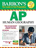 Barron's AP Human Geography, 6th Edition