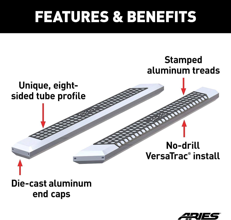 ARIES 2055875 5.5 AdvantEDGE Side Bar