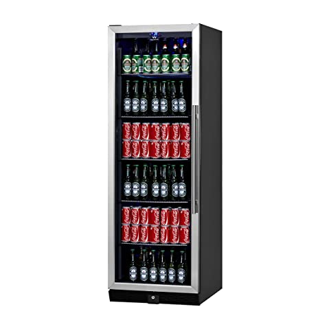 Amazon kingsbottle built in beer and beverage cooler kingsbottle built in beer and beverage cooler refrigerator 450 can dual temperature drinks cooler planetlyrics Image collections