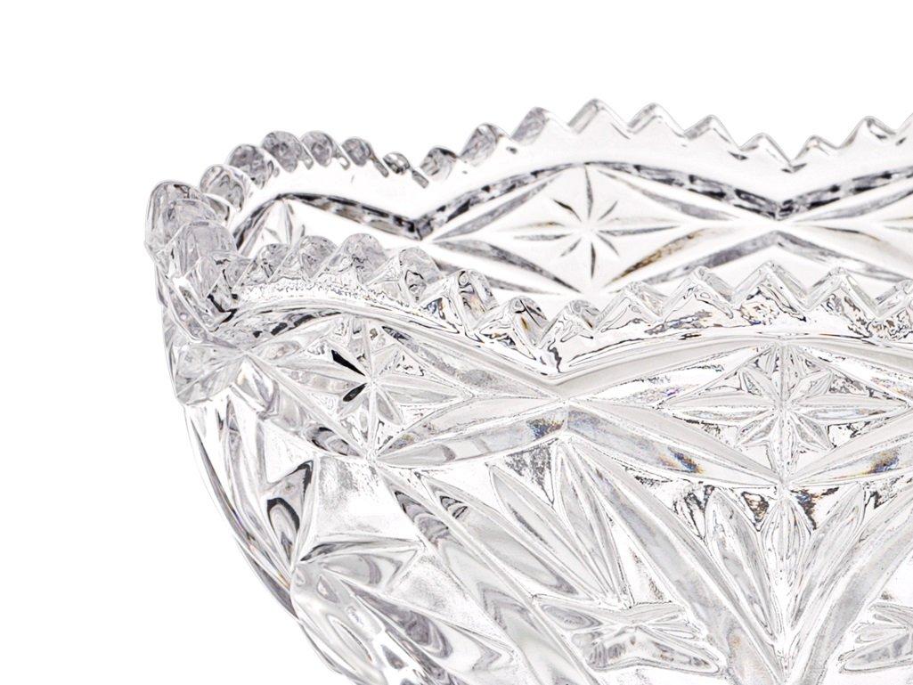 Schale Obstschale Salatsch/üssel Marina Transparent D 16 cm Kristall