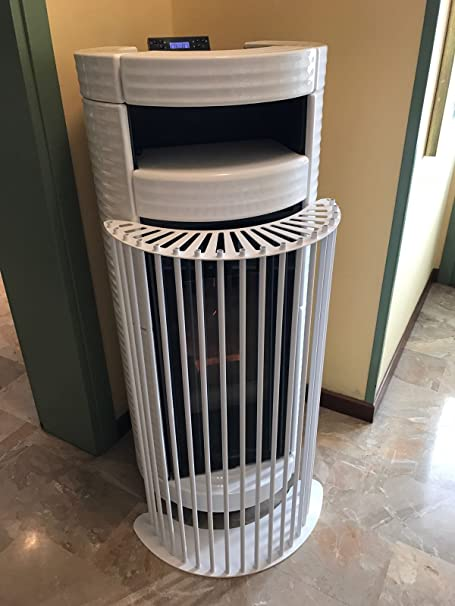 Protectionik: protección para estufas para evitar el riesgo de quemaduras en tus niños y en tus animales domésticos.(Para las estufas de pellets solamente): ...